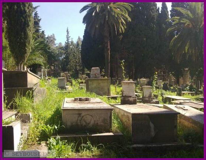 cimetière européen st eugène alger