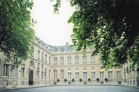 B ne la coquette la gazette la seybouse n 80 janvier 2009 for Ministere exterieur algerie